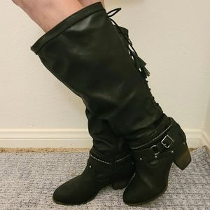Stylish High Boots 👢